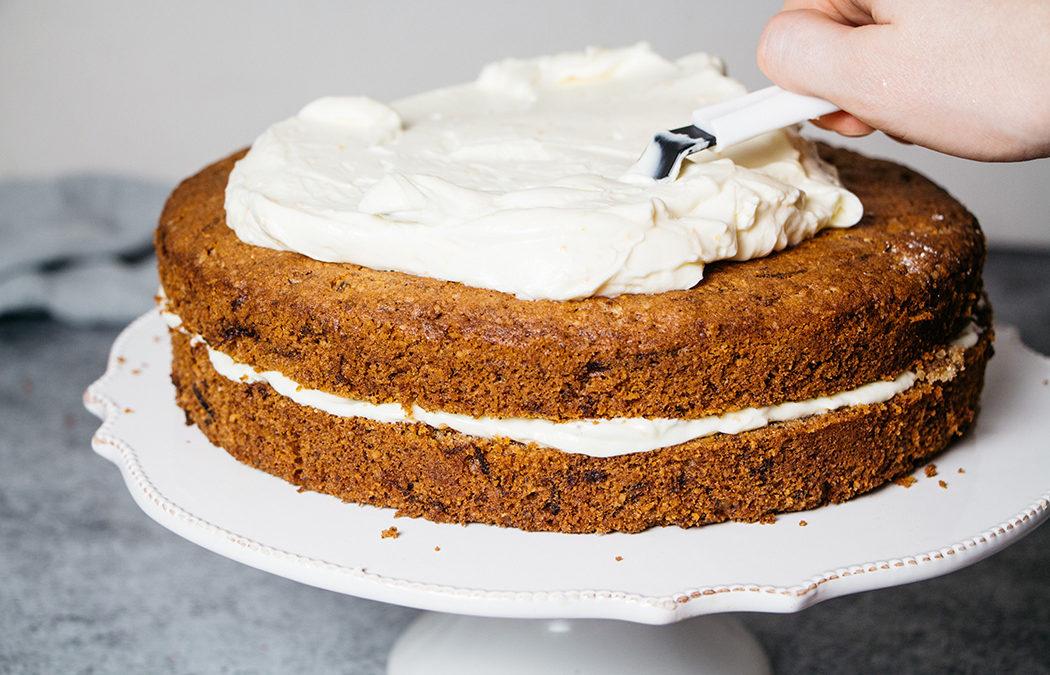 Szybki i bezcukrowy krem do ciast i tortów