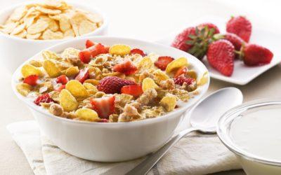 Analiza płatków śniadaniowych