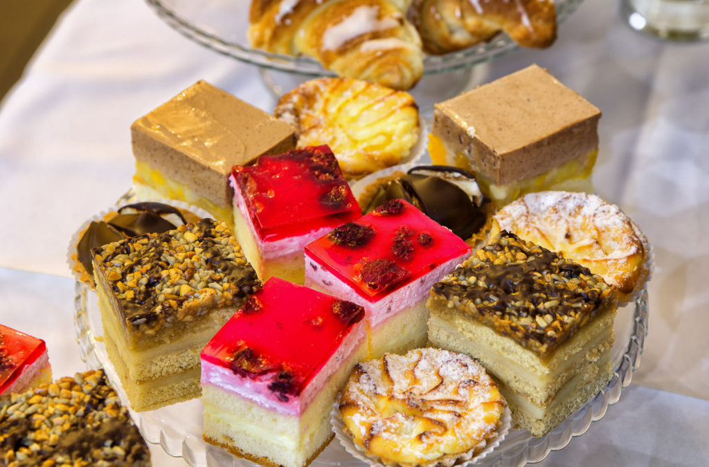 7 powodów dlaczego warto unikać sklepowych ciast